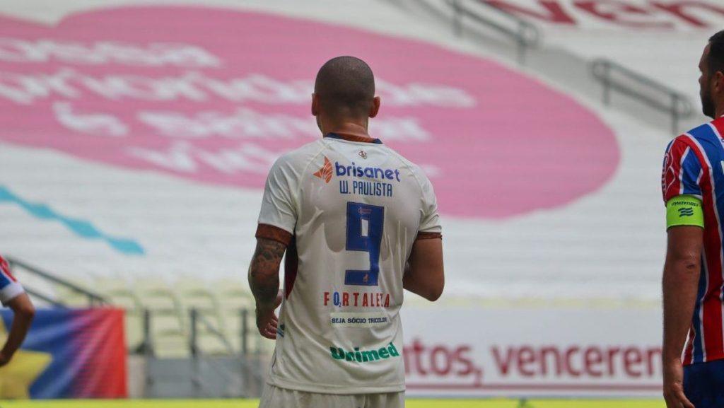 O Fortaleza vendeu uniformes da partida contra o Bahia pela Copa do Nordeste. Foto: Leonardo Moreira / Fortaleza